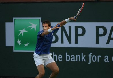 NORRIE VINCE IN RECUPERO A INDIAN WELLS